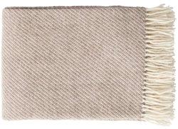 Plaid Classic wool bruin