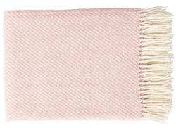 Plaid Classic wool roze