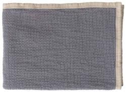 Plaid Decor warm grey