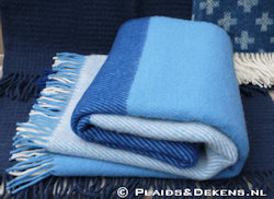 Plaid Field blue