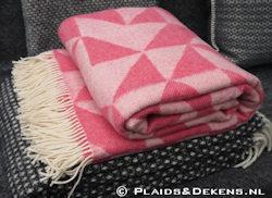 Plaid Twist a Twill roze