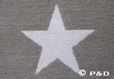 Deken Stars beige