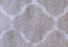 Woondeken Hjordis camel patroon