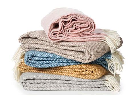 Klippan plaids Classic wool