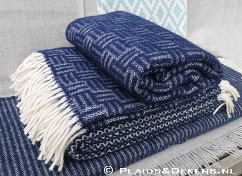 Plaid Brick navy
