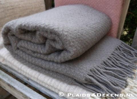 Plaid Bubbles grey