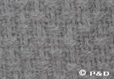 Plaid Bubbles grey detail