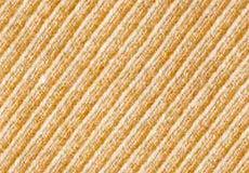 Plaid Classic wool caramel detail