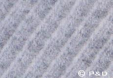 Plaid Classic wool grijs detail