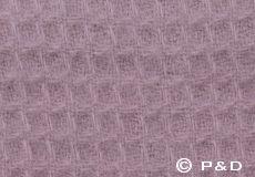 Plaid Claudia pale pink detail