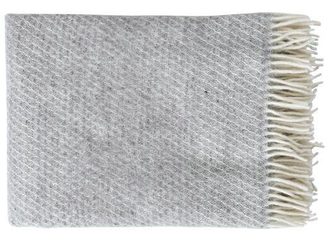 Plaid Fade grey melange