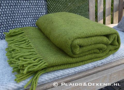 Plaid Gotland groen
