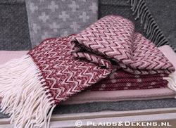 Plaid Granada pink