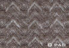 Plaid Himalaya sand detail