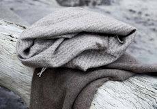 Plaid Himalaya sand sfeer