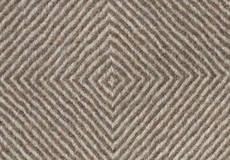 Plaid La Paz antique oak brown detail