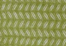 Plaid Leaf groen detail