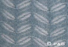 Plaid Leaf lead grey detail
