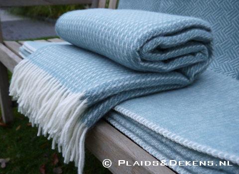 Plaid Line dove blue