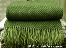 Plaid Linus groen
