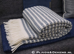 Plaid Olle smokey blue