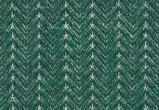 Plaid Pin stripe dark green detail