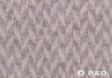 Plaid Pulse sand detail