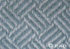 Plaid Samba lead grey detail