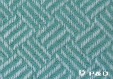 Plaid Samba mint detail