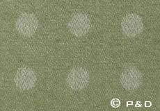 Plaid Spot groen detail