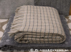 Plaid Stitch beige