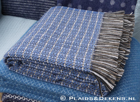 Plaid Stitch blue
