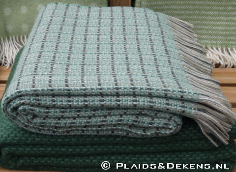 Plaid Stitch groen