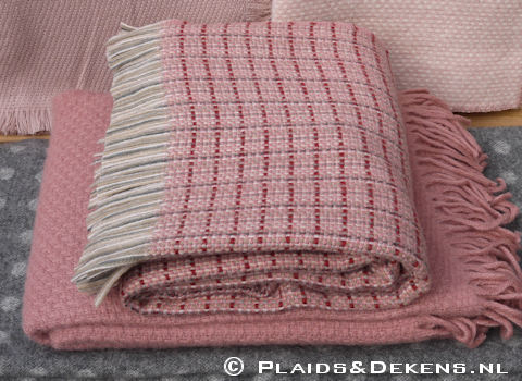 Plaid Stitch roze
