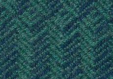 Plaid Tage dark blue detail