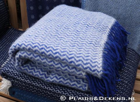 Plaid Tango blue
