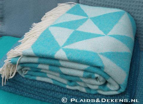 Plaid Twist a Twill turquoise