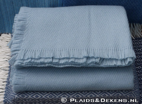 Sprei Raw misty blue