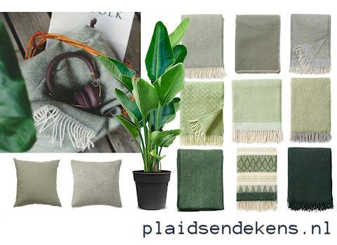 Woonkamer inspiratie: hoe je met plaids, dekens en kussens sfeer kunt ...