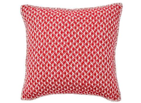 Kussenhoes Anna rood