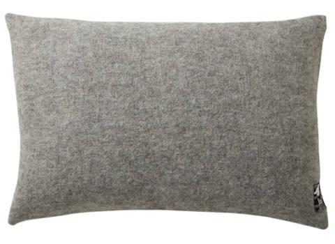 Kussenhoes Samso grijs 60x40