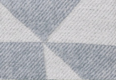 Kussenhoes Twist a Twill lightgrey 40x60 dessin