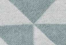 Kussenhoes Twist a Twill ocean grey 40x60 dessin