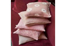 Kussenhoezen Klippan roze